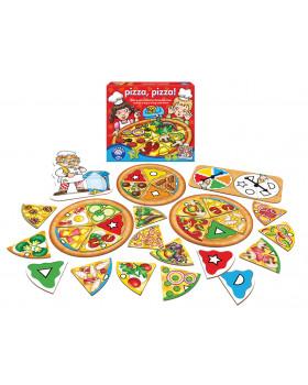 Pizza, pizza!  - hra