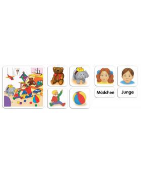 Hračky - němčina