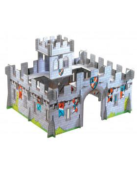 Skladačka - Hrad 3D DOPREDAJ