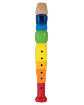 Drevená flauta