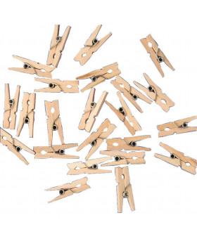Drevené štipce - 45 mm