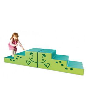 Molitanové schody - Žába