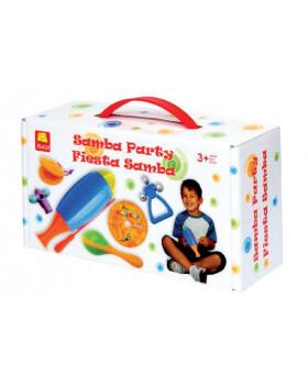 Samba párty mix