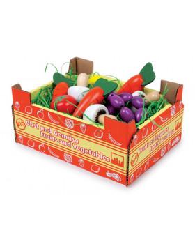 Zelenina v prepravke