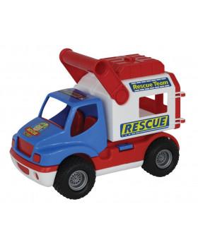 Autíčko s rúčkou - záchranári