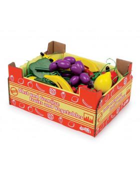 Ovocie v prepravke