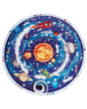 Puzzle Planéty XXL
