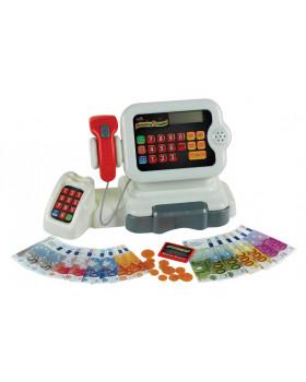 Elektronická pokladňa s rôzn.funkciami