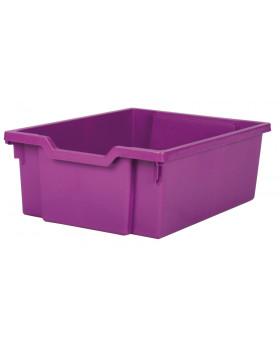 Kontajner stredný fialový