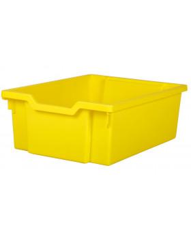 Kontajner stredný žltý