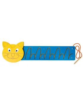 Manipulačný Labyrint - Mačička   A