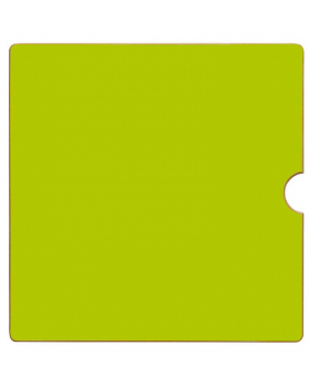 Dvierka Numeric - zelené