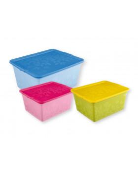 Plastový box Jasmin 2