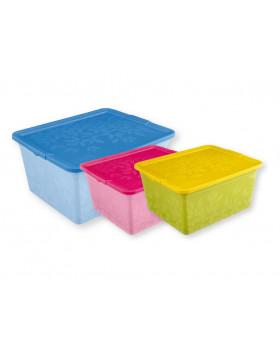 Plastový box Jasmin 3