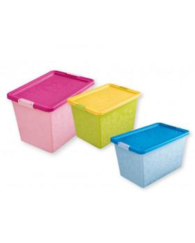 Plastový box Jasmin 4