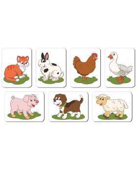 Zvieratká - farma