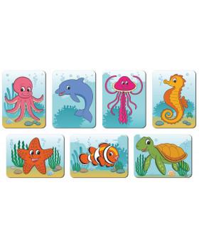 Zvieratká - morský svet