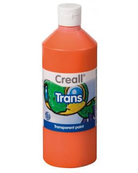 Transparentná farba - Oranžová