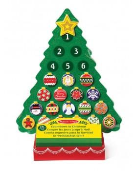 Adventný kalendár - stromček