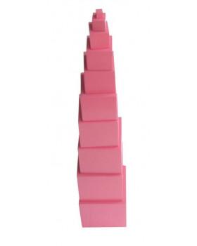 Ružová veža - MIni