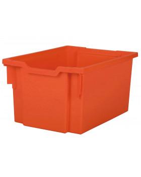 Kontajner veľký oranžový