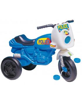 Motorek policyjny