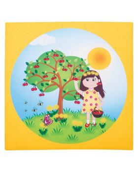 Materac 4 pory roku - Lato