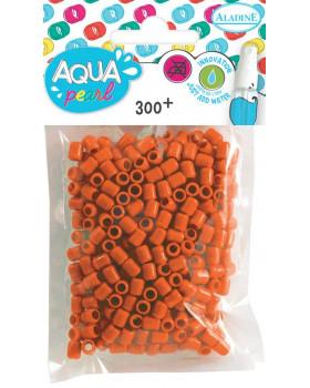 Aqua Korálky - 300 ks -oranžové