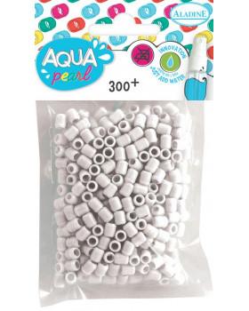 Aqua Korálky - 300 ks - bílé