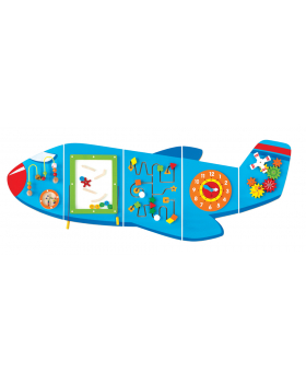 Nástěnné letadlo