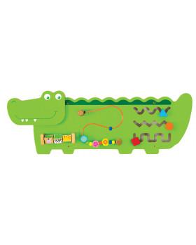 Nástěnný krokodýl - malý