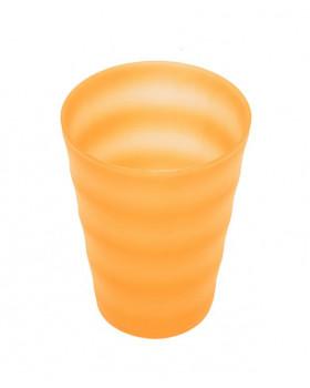 Barevný pohárek 0,3L oranžový