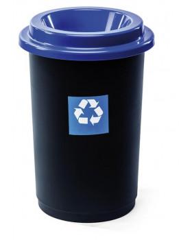 Kôš na triedenie odpadu - papier (modrý)