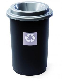 Kôš na triedenie odpadu - iný odpad (sivý)