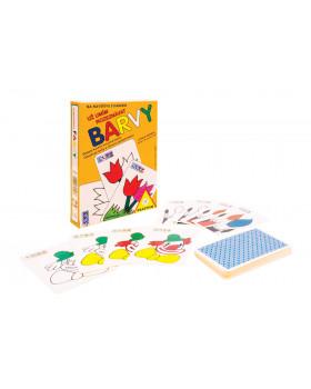 Edukačné hry - Farby