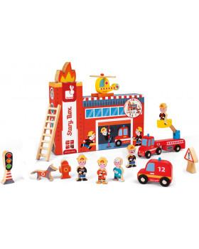 Box - Požiarnici