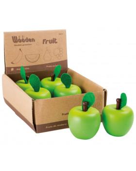 Dřevěná jablka