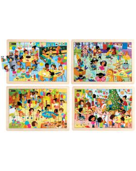 Puzzle - Oslavy
