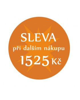 Sleva 1525 Kč