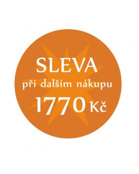 Sleva 1770 Kč
