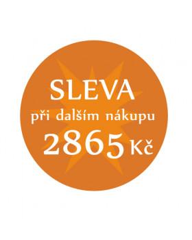 Sleva 2865 Kč