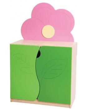 Květinka - Široká skříňka