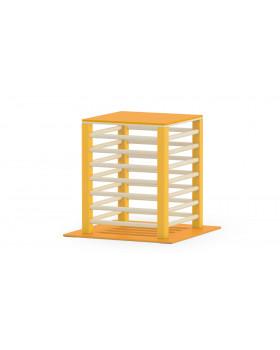 Veža Active - žltá