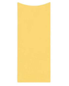 Dvířka Vlnka - žluté