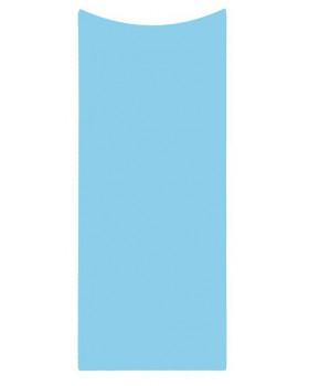 Dvířka Vlnka - světle modré