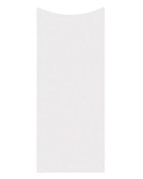 Dvířka Vlnka - bílé