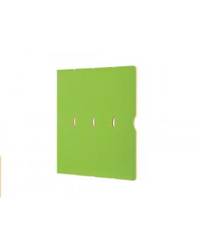 Dvířka na šatnu  Vita - Rohová 4 - zelené