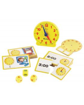 Poznávání času - sada aktivit