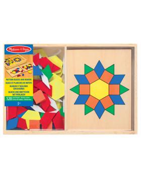Tangramy s tabuľkami