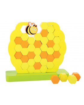 Včelí úľ - balančná hra